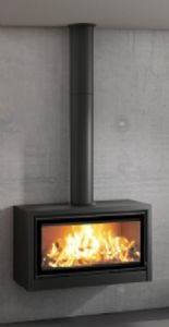 CHIMENEA TMK BIO TOP 100  INTERIOR METALICO